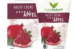 4260370432146 Cosnature Nachtcreme Granatapfel 50ml