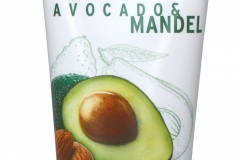 Avocado & Mandel Haarmaske