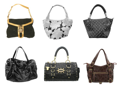 verschiedene Handtaschenmodelle