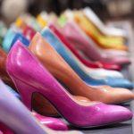 Der ultimative Schuhtrend in diesem Jahr ist vor allem Farbe.