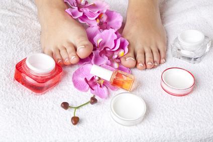 Utensilien für die Nagelpflege