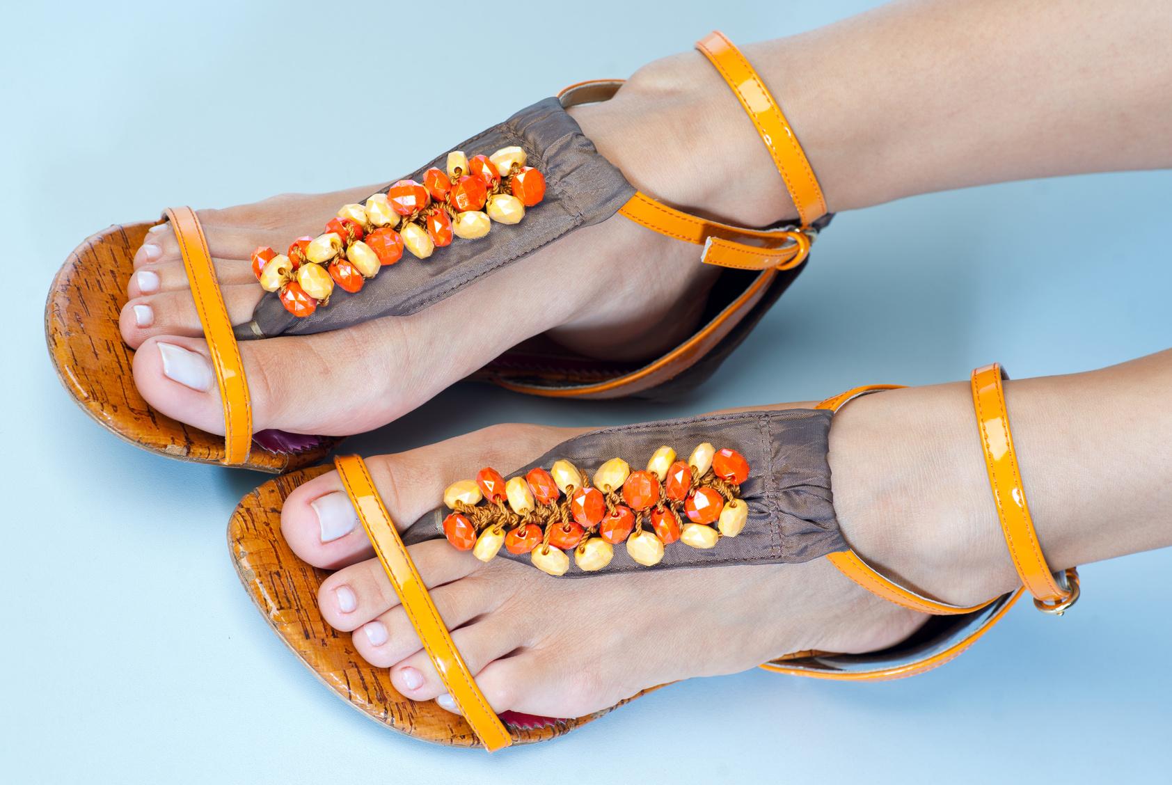 Sandalen, die wir lieben!