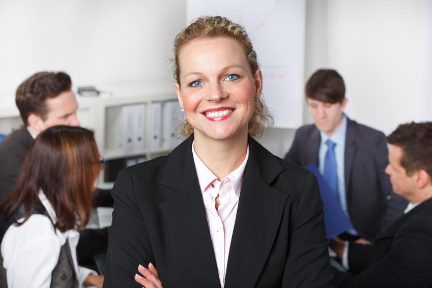 Frauen als Führungsposition