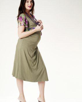 Büromodu für Schwangere