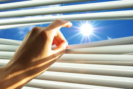 Der Artikel berichtet vom Allrounder der Fensterdekoration - der Jalousie