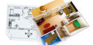 Artikelgebend sind sogenannte 3D-Raumplaner zur Wohnungsgestaltung.