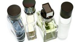 Artikelgebend ist die Parfum-Vielfalt. -Vielfalt