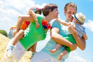 Inhalt des Artikels ist ein Familienurlaub an der Ostsee.