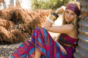 Love, Peace & Harmony – Der Hippie-Look ist zurück