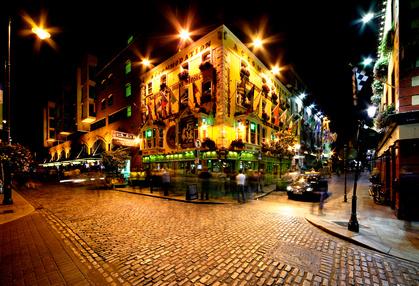 Artikelgebend ist ein möglicher Junggesillinen-Abschied in Dublin.