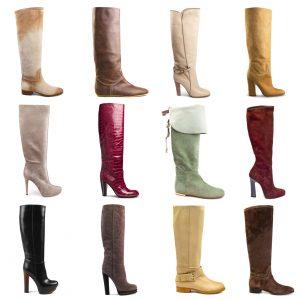 Stiefel für den Herbst 2014