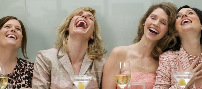 Frauen im Restaurant