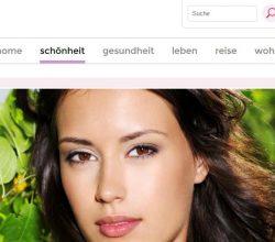 """Neue Inspiration für Frauen im Online-Magazin """"Idee für mich"""""""