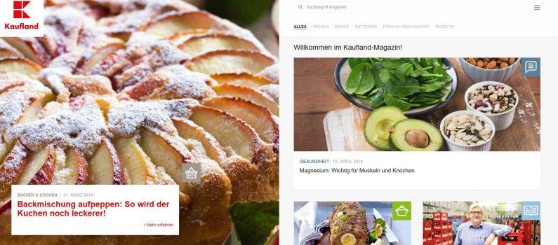 Dieses neue Onlinemagazin soll Lust auf Lebensmittel machen