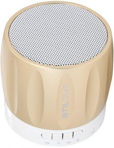 Bluetooth-Lautsprecher gold von StilGut