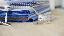 DIY-Gardinen: Die richtige Wahl von Stoff, Muster und Farbe
