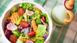 Ein gesunder Salat