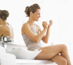 Wellness zu Hause – so wird das Wohnzimmer zum Beauty-Tempel