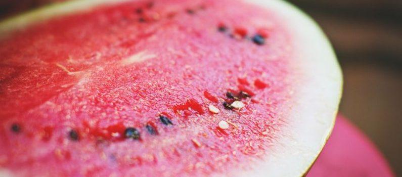 Geheimtipp: Wassermelonenkerne mitessen!