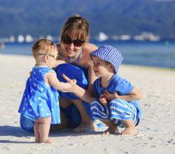 So klappt der erste Urlaub mit Baby!