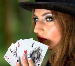 Frauen haben die Glücksspiel-Welt verändert