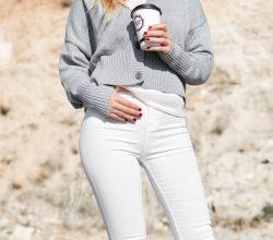 Weiße Jeans: Der Ganzjahresliebling